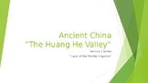 Ancient China Unit PowerPoint