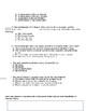 Ancient China Unit Test (S.S. Framework Aligned)