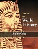 Ancient China, WORLD HISTORY LESSON 12 of 150, Fun Class Game! +Quiz