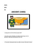 Ancient China WS