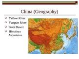 Ancient China Xia to Han Dynasty