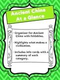 Ancient China at a Glance