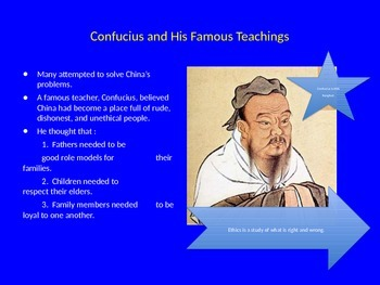 Ancient Chinese Philosophies