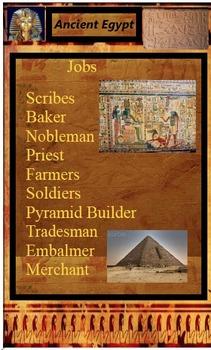 Ancient Civilization Ancient Egypt Smartboard Social Studies 26 PAGES