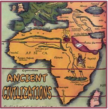 Ancient Civilization Brochure