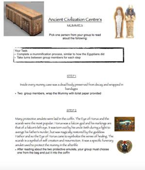 Ancient Civilization Centres