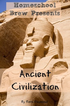 Ancient Civilization (Fifth Grade Social Science Lesson)