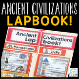 Ancient Civilizations Lapbook