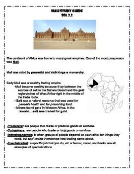 Ancient Civilization: Mali