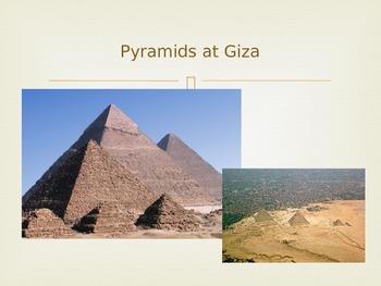 Ancient Civilization Places - Egypt