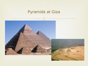 Ancient Civilization Places - Egypt