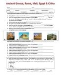 Ancient Civilizations Study Guide