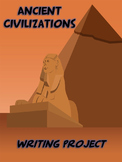 Egypt and other Ancient Civilizations Writing Activity