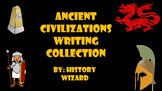 Ancient Civilizations Writing Collection