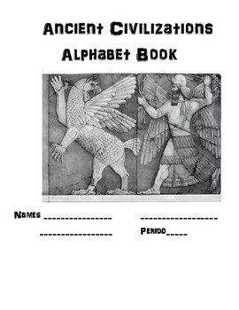 Ancient Civilizations Alphabet Book