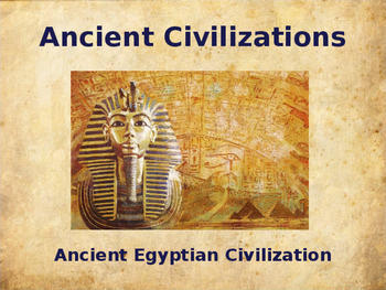 Ancient Civilizations - Egypt & North Africa