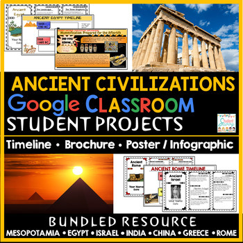 Ancient Civilizations Projects Google Classroom