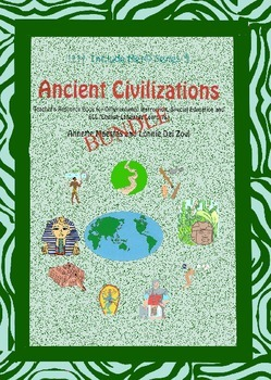 Ancient Civilizations BUNDLE for Special Ed., ELL and ESL Students in Pictures