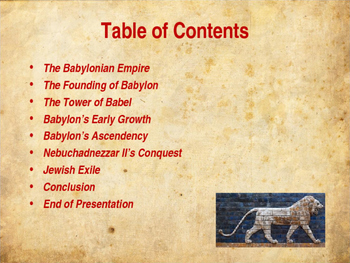 Ancient Civilizations - Babylonian Empire in Biblical History