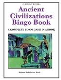 Ancient Civilizations Bingo Book