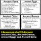 Ancient Civilizations Bundle: What do you know about Ancient Civilizations?