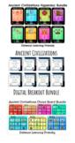Ancient Civilizations Digital Bundle: Hyperdocs, Choice Boards, & Breakouts