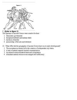 Ancient Civilizations, Classical Civilizations, Belief Systems Test