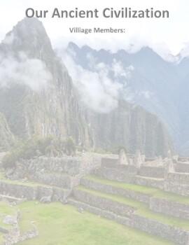 Ancient Civilizations Collaboration Project