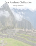Ancient Civilizations Collaboration Project