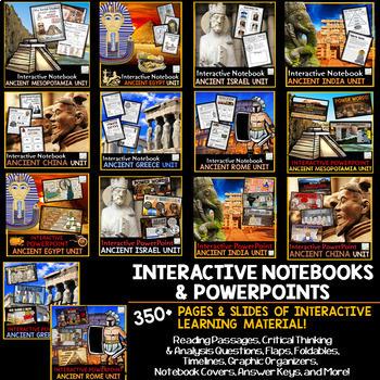 Ancient Civilizations Curriculum Ancient History (Complete)
