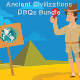 Ancient Civilizations DBQs Bundle