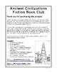 Ancient Civilizations Fiction Book Club