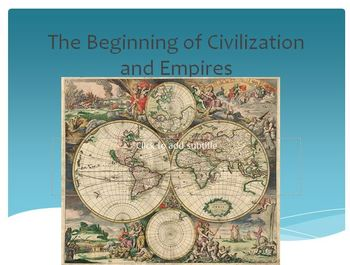 Ancient Civilizations: From Sumer to Egypt