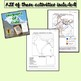 Ancient Civilizations-Geography Activity Bundle
