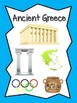 Ancient Civilizations: Greece, Rome and the Empire of Mali Pack
