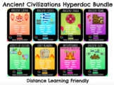 Ancient Civilizations Hyperdoc Bundle!