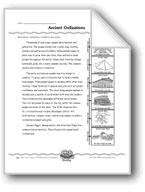 Ancient Civilizations (Informational Paragraphs)
