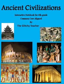 Ancient Civilizations Interactive Notebook