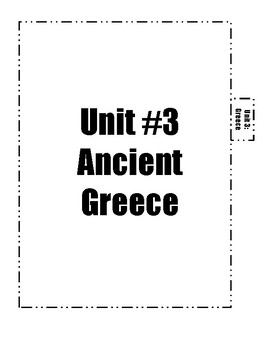 Ancient Civilizations Interactive Notebook Page Dividers
