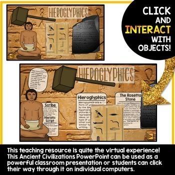 Ancient Civilizations PowerPoints Ancient World History