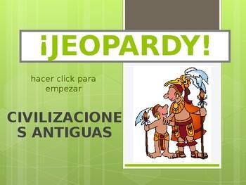 Ancient Civilizations - Jeopardy