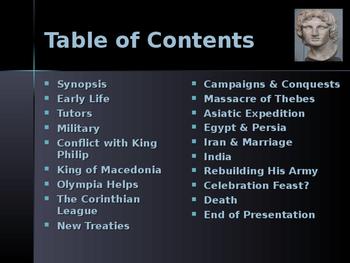Ancient Civilizations - Key Figures - Alexander the Great