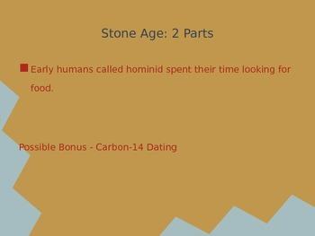Ancient Civilizations Lesson
