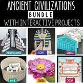 Ancient Civilizations Lessons, Activities, and Projects -