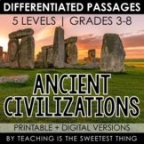 Ancient Civilizations: Passages - Distance Learning Compatible
