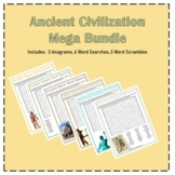 ANCIENT CIVILIZATONS Mega Bundle