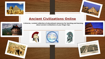 Ancient Civilizations Online Teaching & Learning