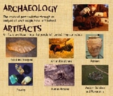 """""""Ancient Civilizations, Paleo/Neolithic Ages"""" - Multimedia PowerPoint"""