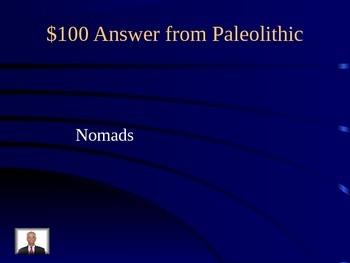 Ancient Civilizations Paleolithic Era to Mesopotamia Powerpoint
