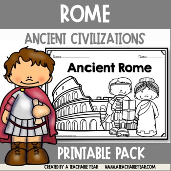 Ancient Civilizations- Rome